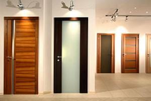 Межкомнатные двери из клееных конструкций