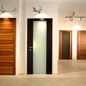 Межкомнатные двери из клееных конструкций>