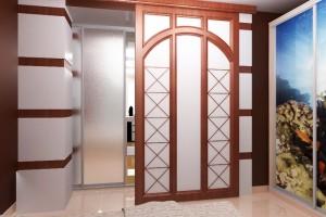 Удобные и эстетичные межкомнатные двери на рельсах