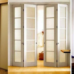Розсувні міжкімнатні двері: варіанти конструктивного виконання і дизайну>