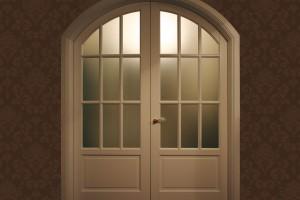 Двері двостулкові міжкімнатні