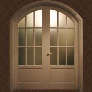 Двери распашные двустворчатые межкомнатные>