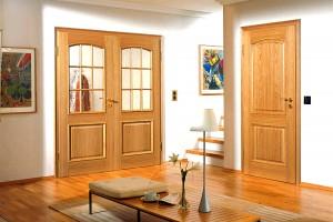 Подвійні міжкімнатні двері: зручно, красиво, комфортно