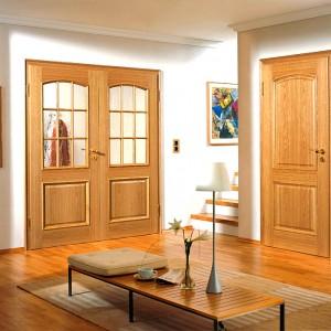 Двойные межкомнатные двери: удобно, красиво, комфортно>