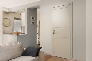 Італійські міжкімнатні двері: якісний стиль