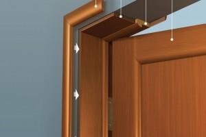Монтаж міжкімнатних дверей без петель