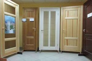 Варіанти міжкімнатних дверей з дерева