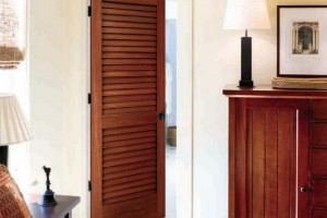 Міжкімнатні двері з ришітками