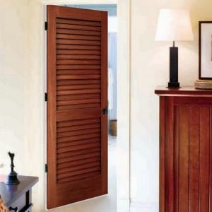 Міжкімнатні двері з ришітками>