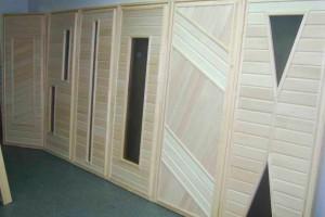 Деревянные двери 60 мм
