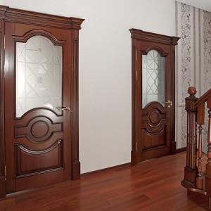 Элитные деревянные двери>