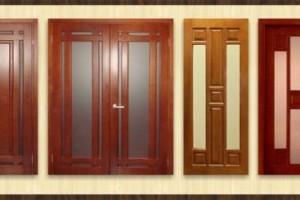 Где заказать деревянные двери