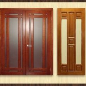 Где заказать деревянные двери>