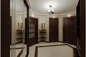 Двери из темного дуба в интерьере: плюсы и минусы