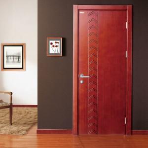 Двері з червоного дерева: нотка вишуканості і розкоші у вашому інтер'єрі>