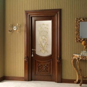 Межкомнатная дверь 550x1900 мм>