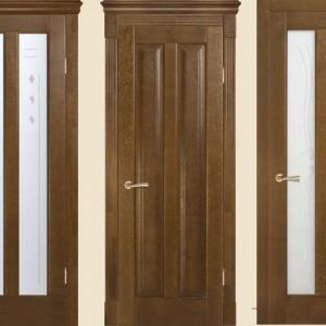 Межкомнатные двери из ясеня>
