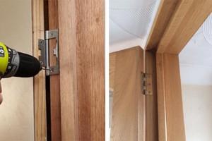 Особенности замены межкомнатных дверей