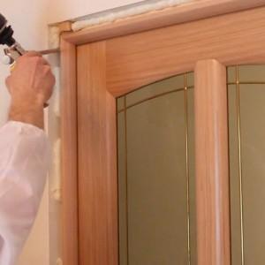 Як поставити міжкімнатні двері>