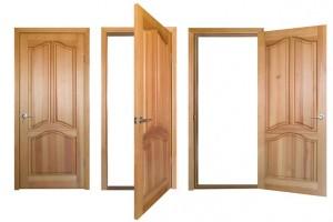 Межкомнатные двери в сборе