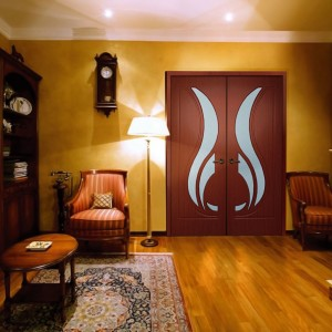 Внутрішні дерев'яні двері>