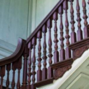 Виды лестниц для дома>