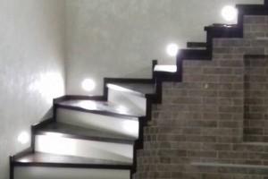 Лестница как деталь роскоши